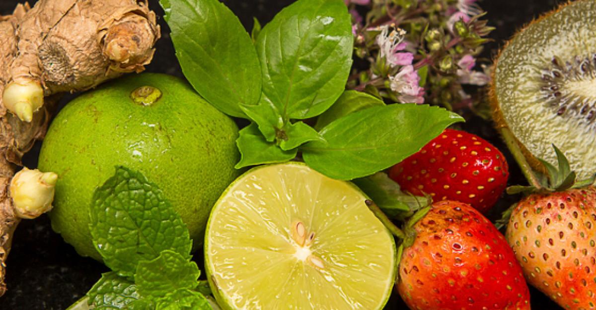 Detoxifierea in 5 pasi dupa sarbatori