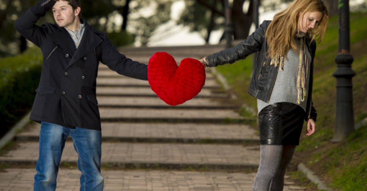 Teama de a pleca dintr-o relatie care nu mai merge