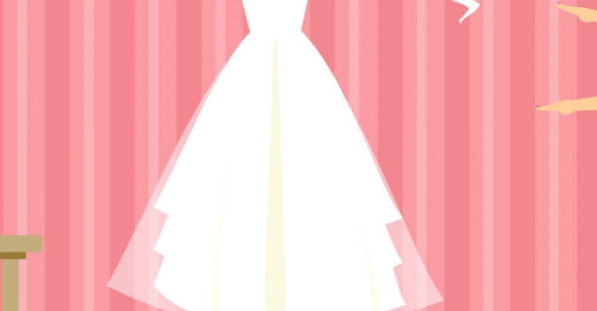 Rochia de mireasa... pe comanda