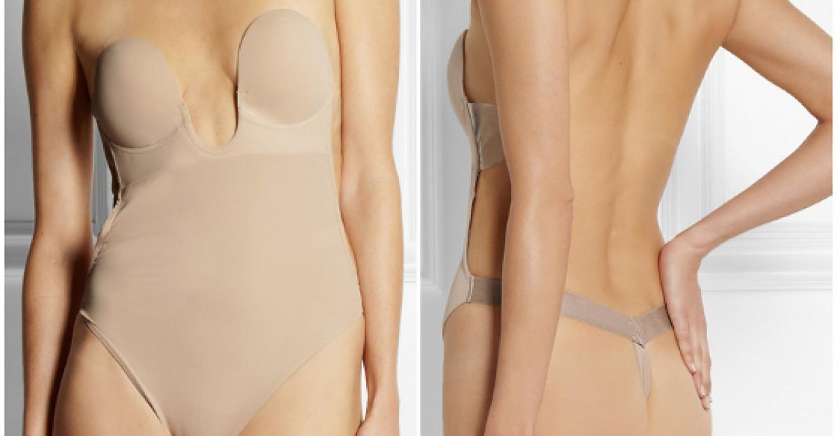 Cum alegi lenjeria intima in functie de rochia de mireasa?