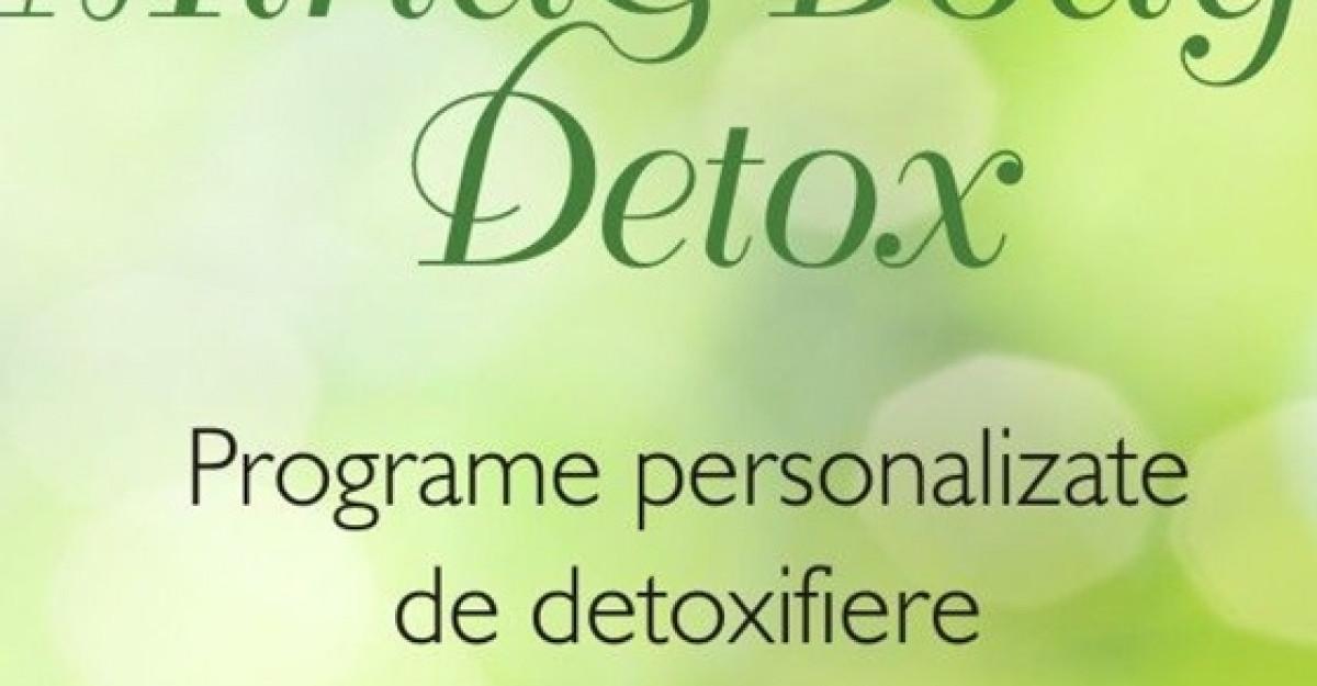 Mind & Body Detox - noul program de detoxifiere Eden Spa