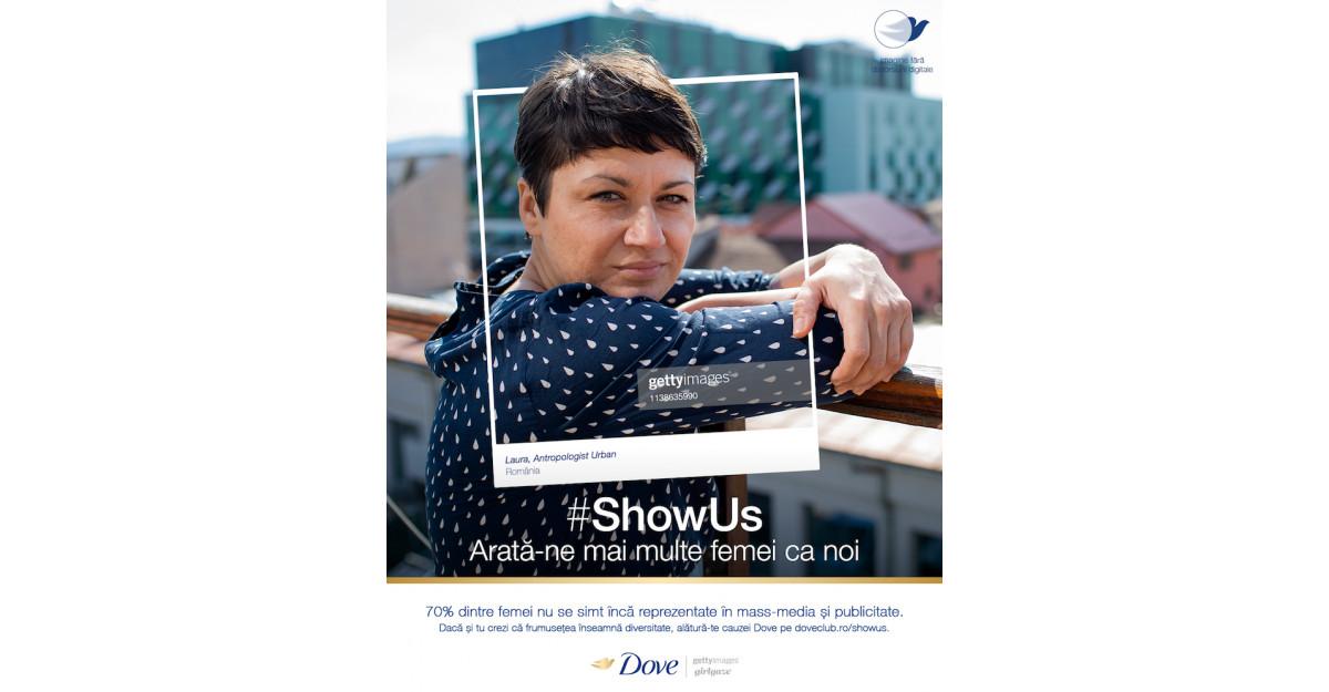 #ShowUs: Arată-ne mai multe femei ca noi