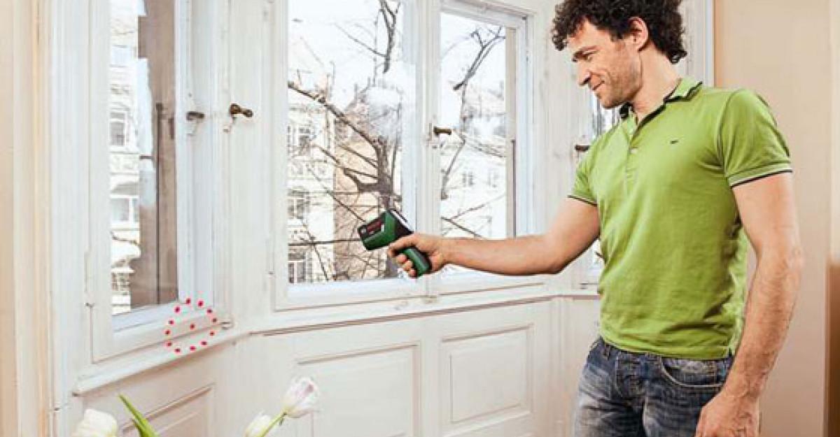 Bosch: Cu termodetectorul PTD 1 se pot detecta locurile cu izolatie deficitara din casa
