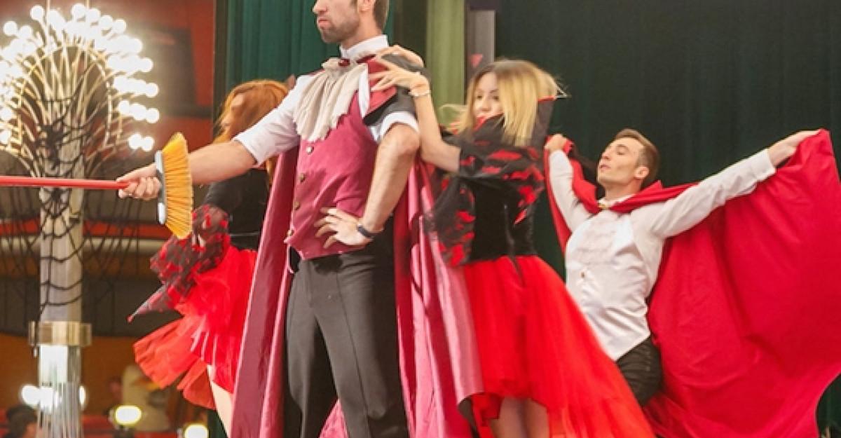 Pentru adultii pasionati de dans, evenimentele cu dans sunt esentiale pentru a progresa