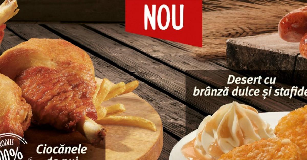 McDonald's sarbatoreste romaneste incepand cu 29 septembrie