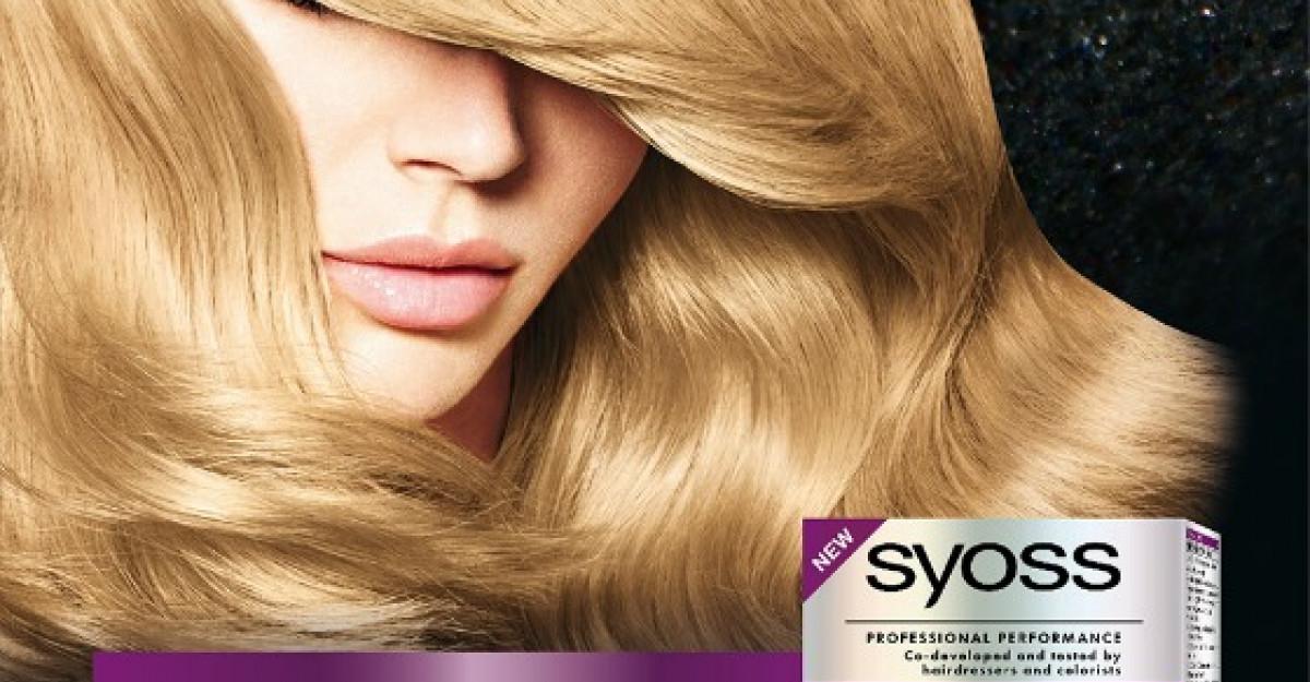 Syoss lanseaza o noua gama de colorare a parului Syoss Gloss Sensation: culori glossy, superbe, delicate