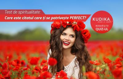 Test de spiritualitate: Care este citatul care ti se potriveste PERFECT?