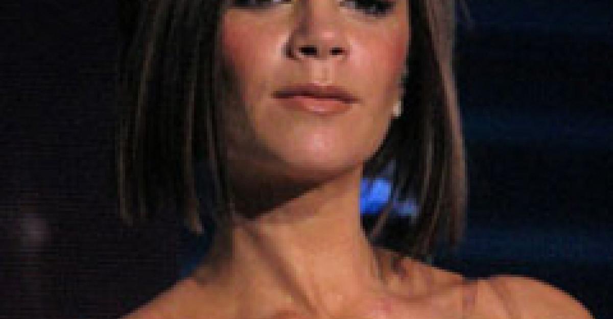 Victoria Beckham: insarcinata si goala?