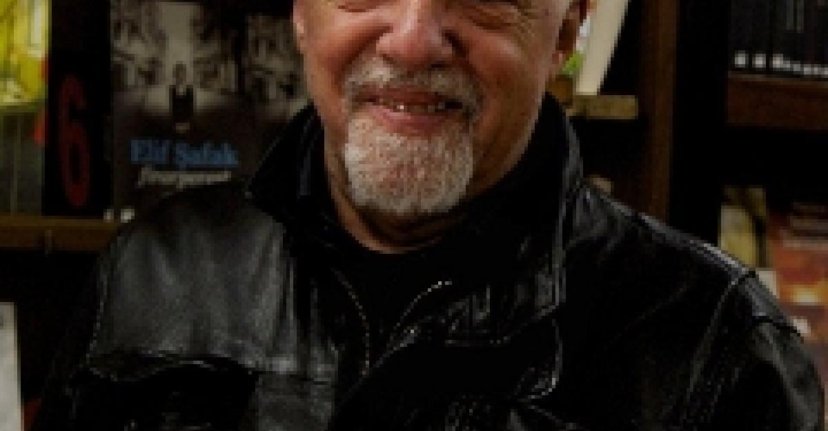 Video: 7 subiecte de discutie cu Paulo Coelho
