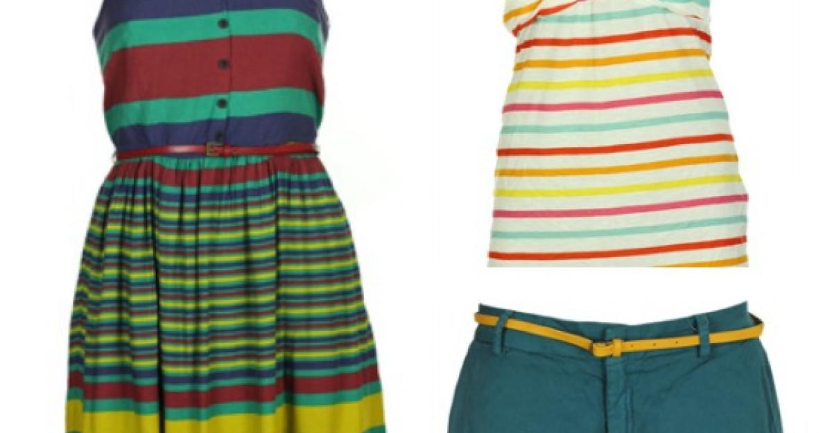 Shopping pentru garderoba de vara