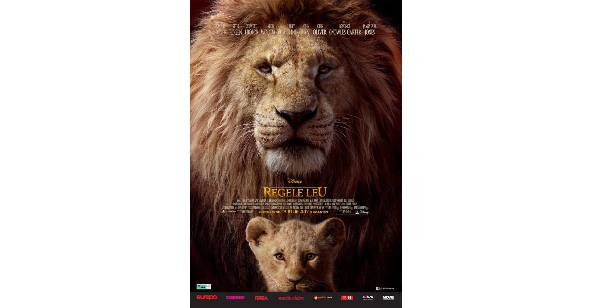 The Lion King. Regele leu, evenimentul cinematografic al verii