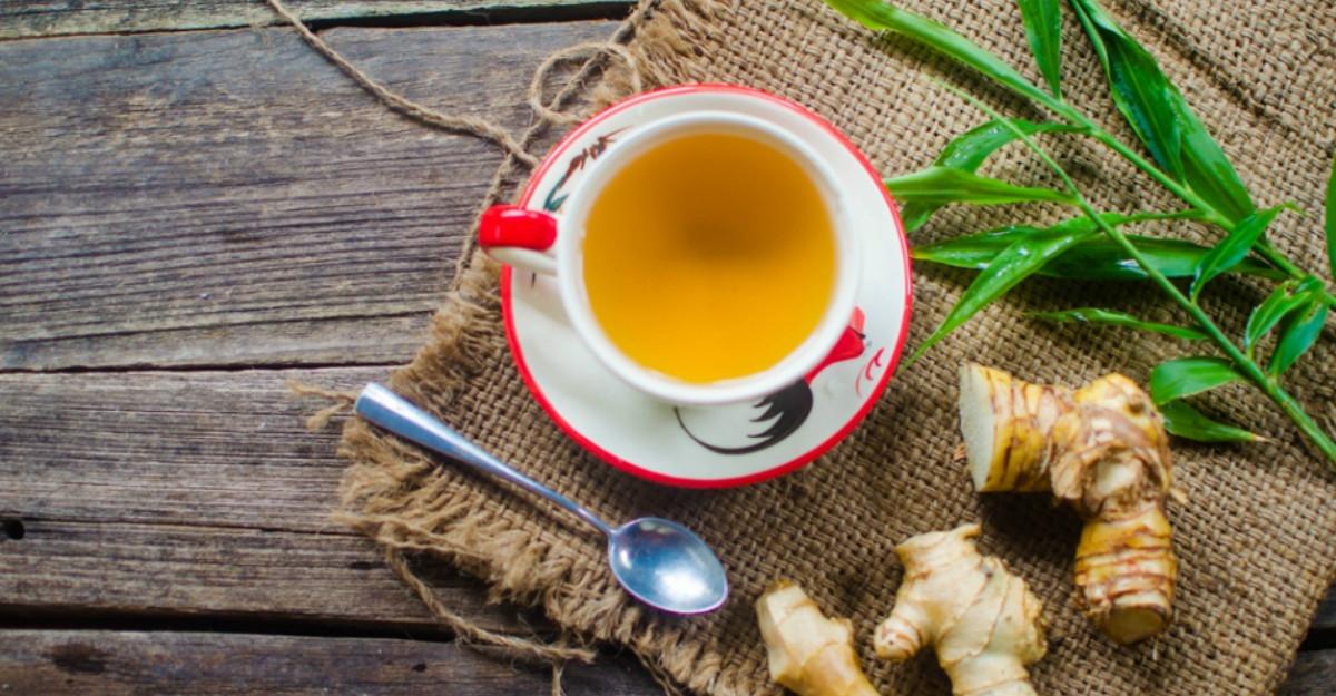 Cum se prepară cel mai bun ceai de ghimbir