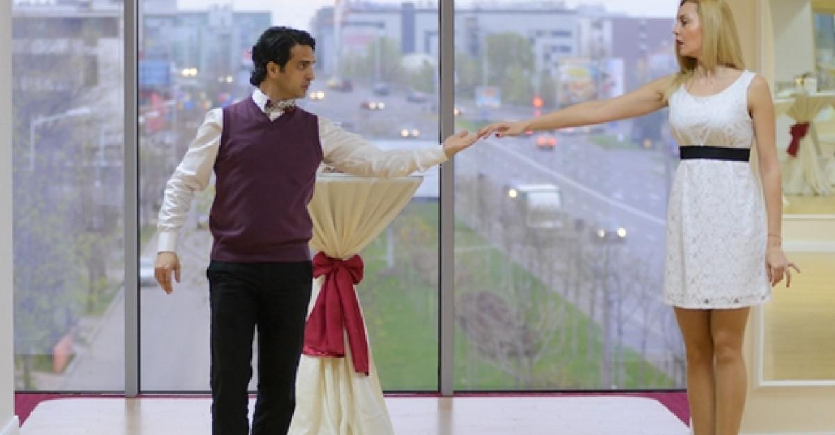 De Valentine's Day, indragostitii daruiesc un nou tip de experienta: dansul in cuplu.