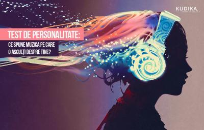 Test de personalitate : Ce spune despre tine muzica pe care o asculti?