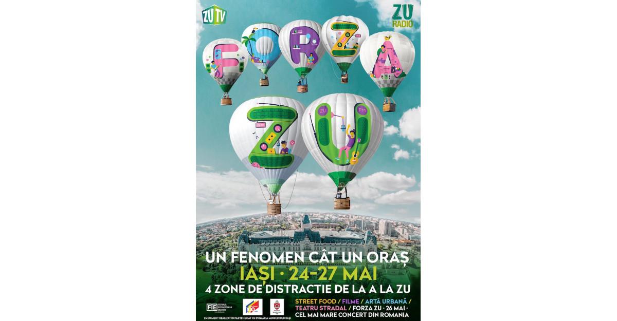 De 10 ani, Radio ZU este numărul 1 pe București. Romantic FM crește în FM-ul bucureștean