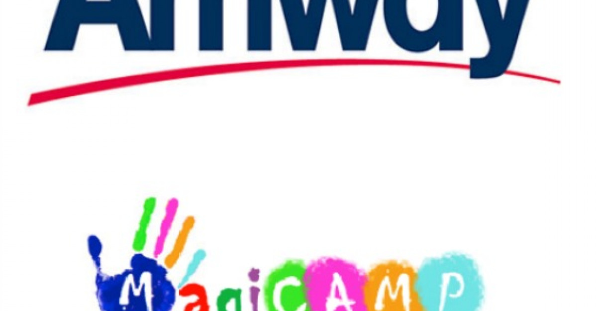 AMWAY continua sustinerea pentru tabara MagiCAMP destinata copiilor cu afectiuni oncologice