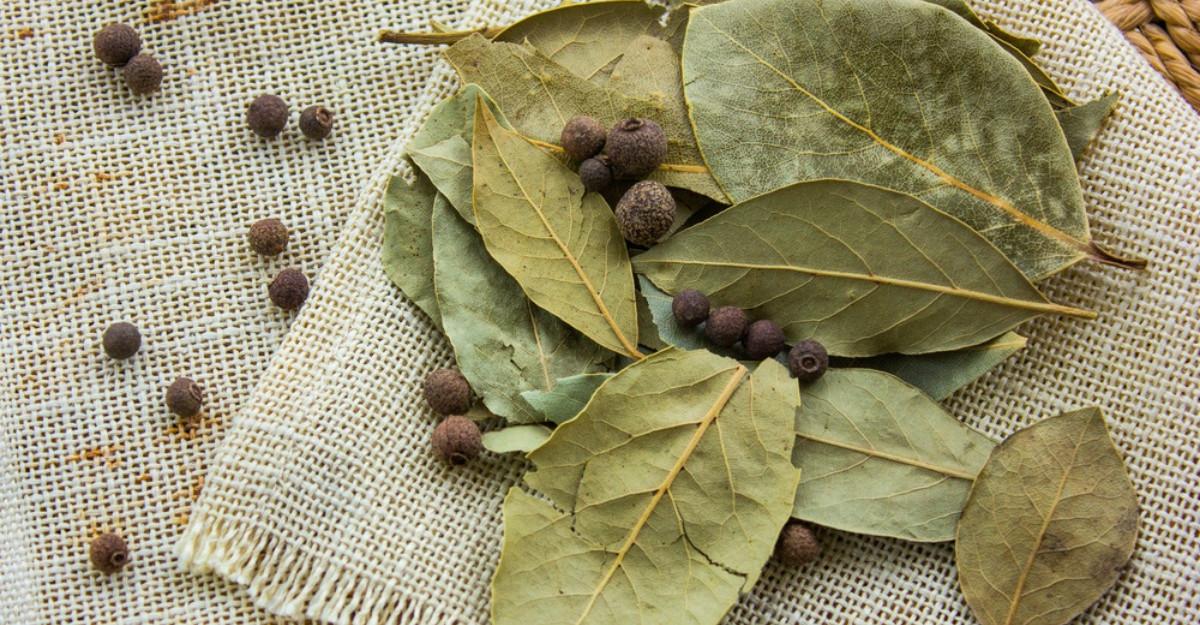 Frunzele de dafin au un efect relaxant