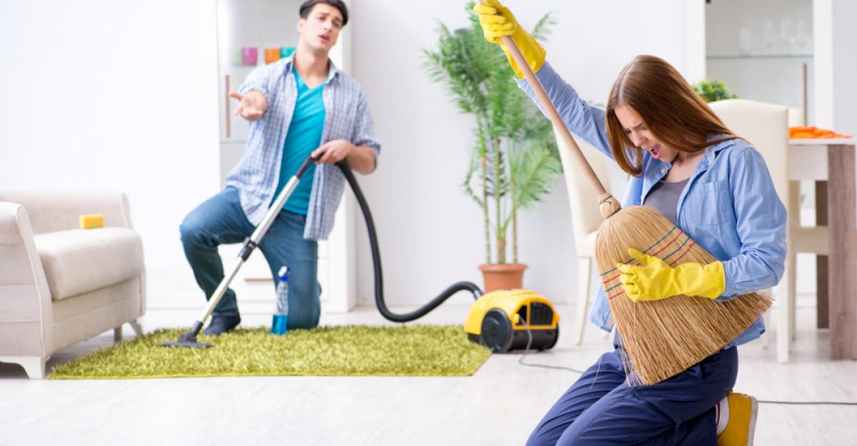 Cum să faci treburile casnice rapid și eficient