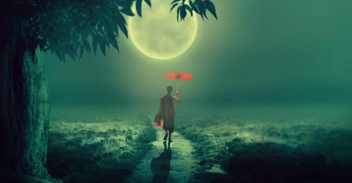Invata aceste 4 lectii de viata puternice de la un calugar taoist pentru a-ti trai viata cu adevarat