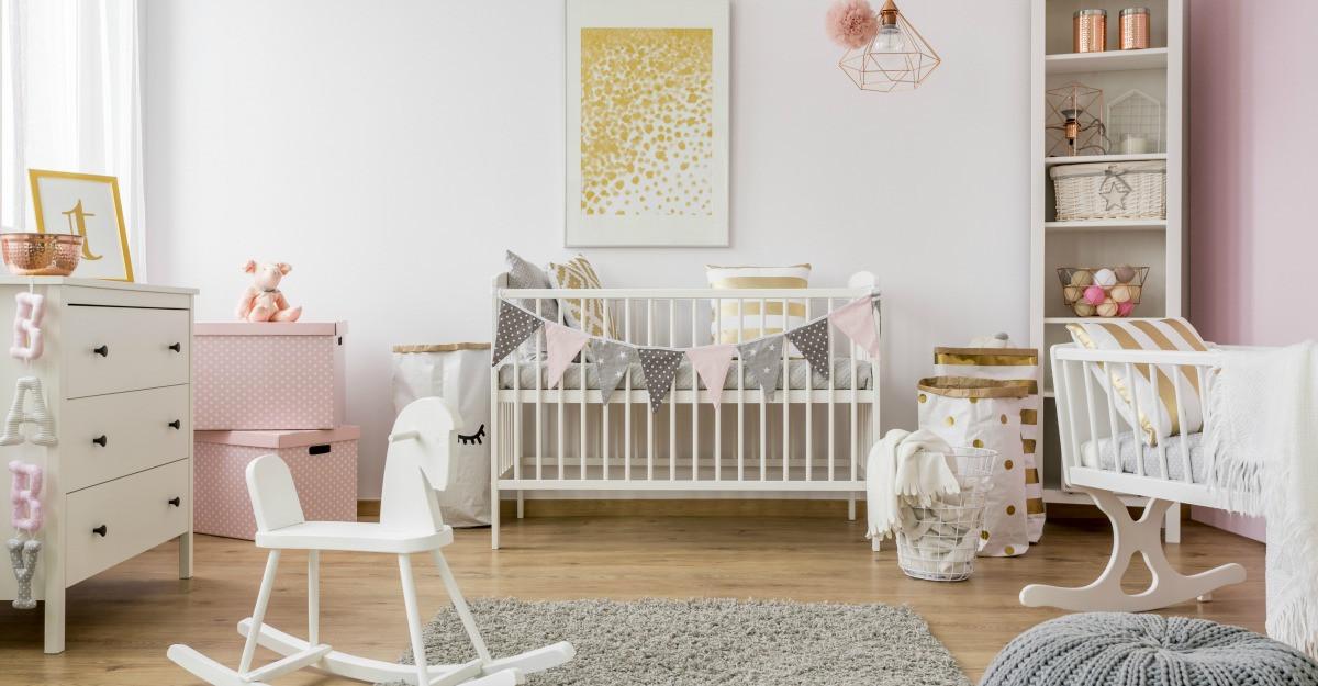 3 sfaturi de amenajare, cu un buget limitat, a dormitorului primului tau bebelus