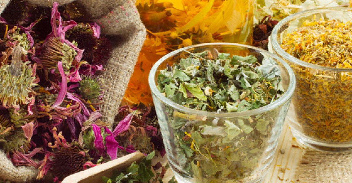 Ghidul complet al plantelor medicinale si aromatice