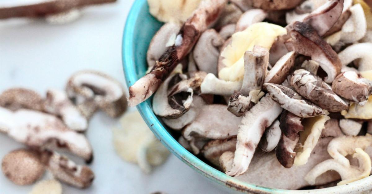 Ciupercile, cea mai bună carne. Sunt foarte benefice pentru sănătate!