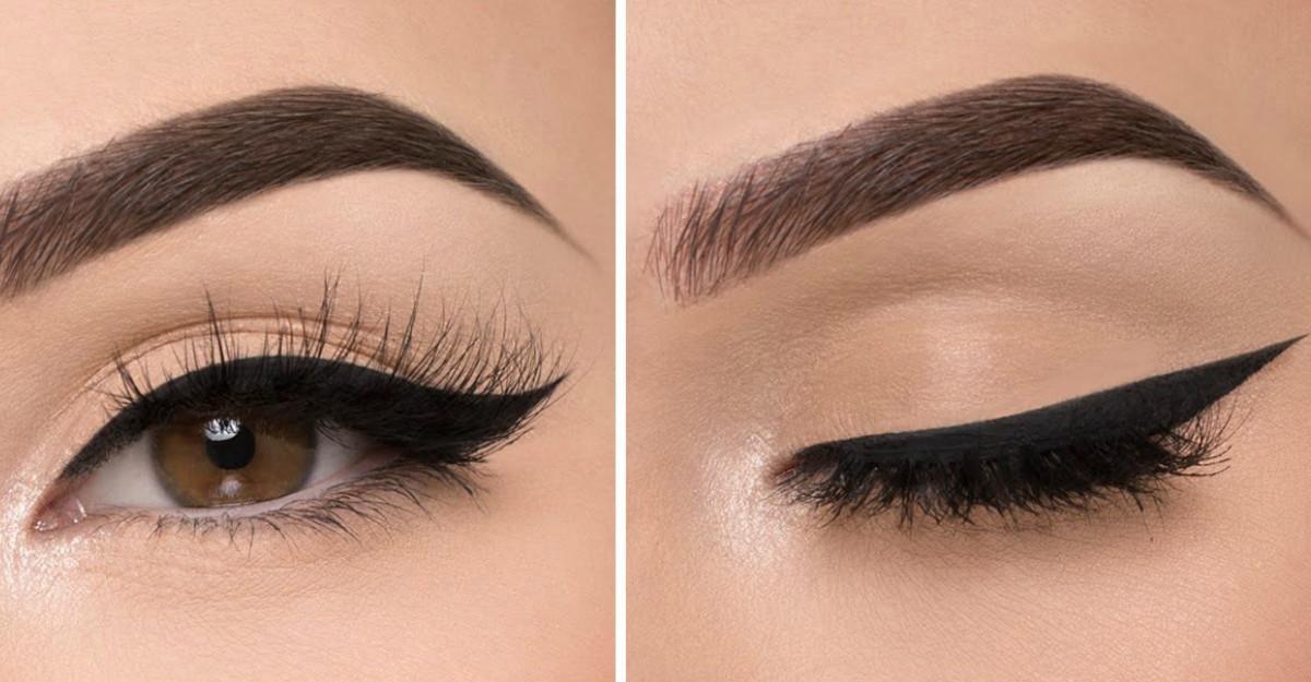 Cum Sa Aplici Perfect Eyeliner Ul Trucul Simplu Folosit De Makeup