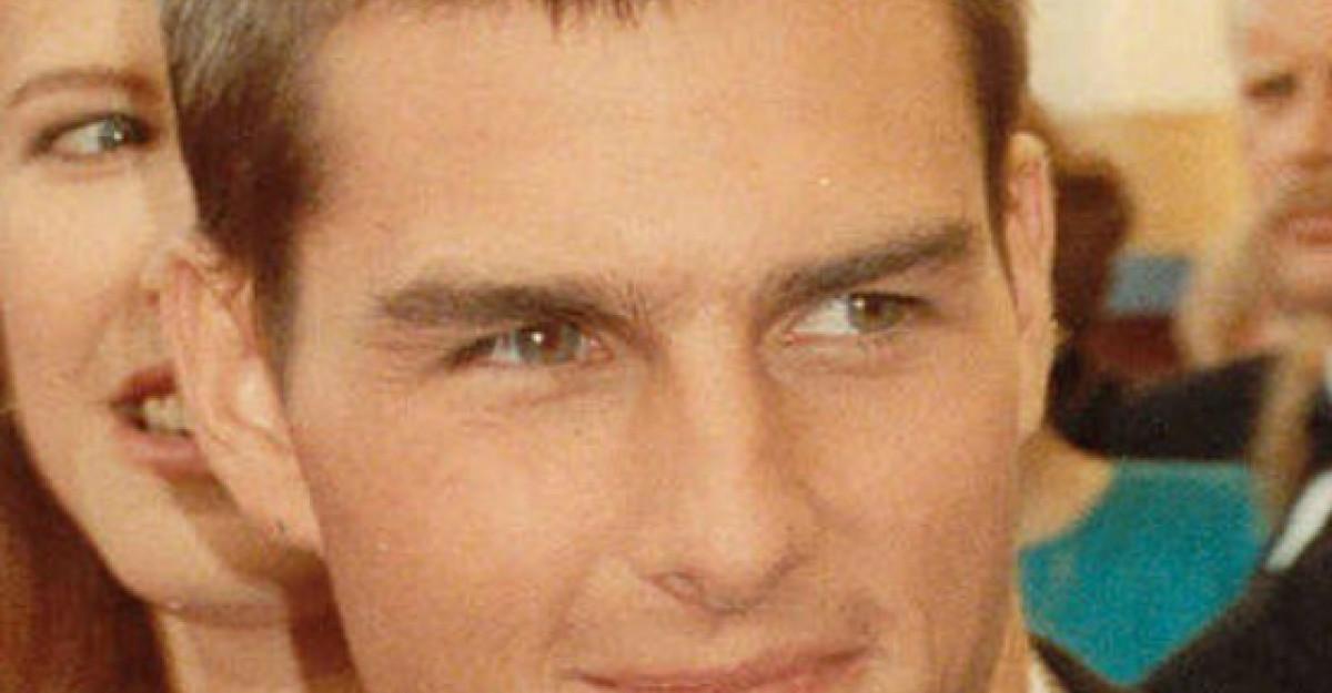 Tom Cruise: Pretentii absurde pentru sotia cu numarul 5