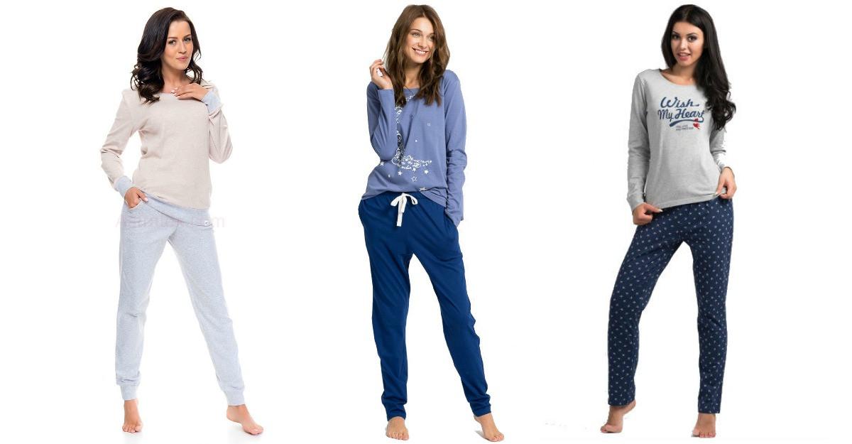 Pijamale lungi pentru seri racoroase