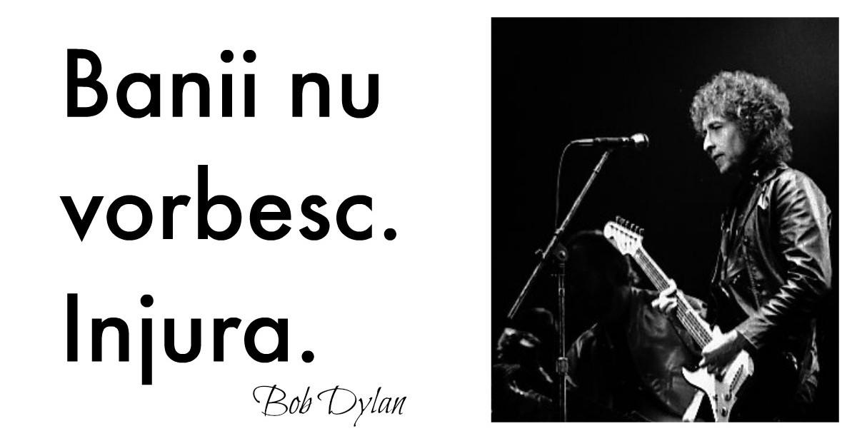 Alfabetul dragostei: Cele mai frumoase citate despre iubire dupa Bob Dylan