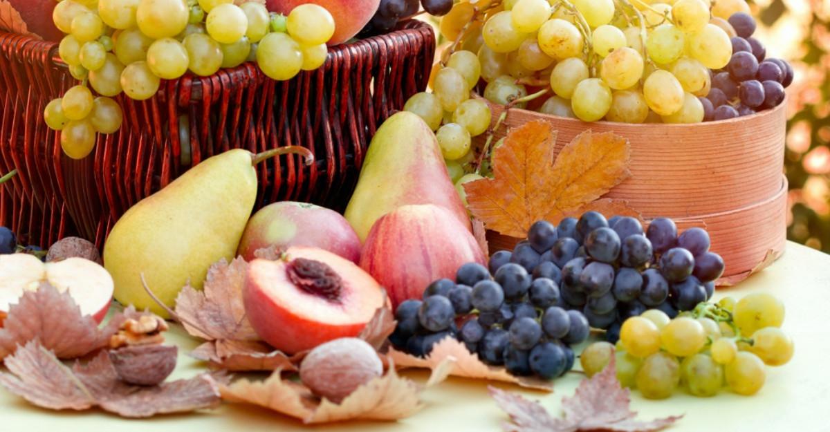 Fructe de toamnă care iti intaresc imunitatea