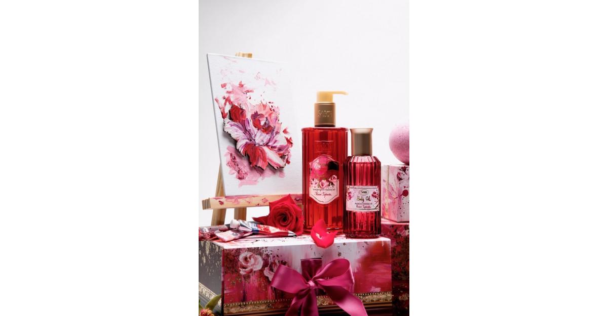 Arta de a iubi - Noua colecție SABON de Valentine's Day