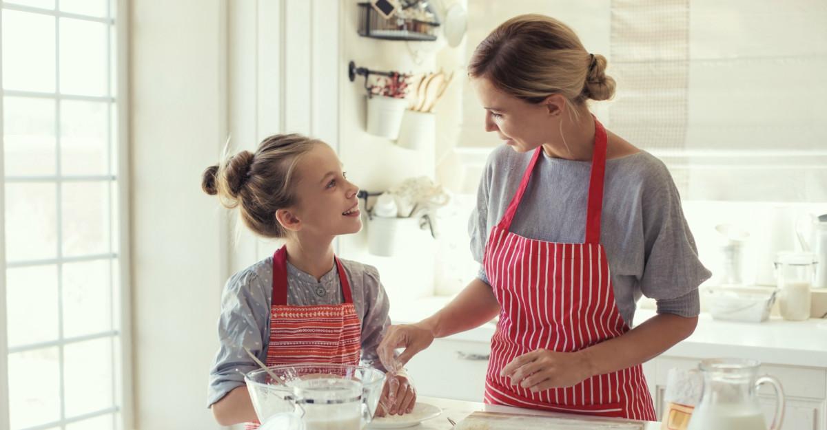 Gătește la Dubai, alături de copilul tău!