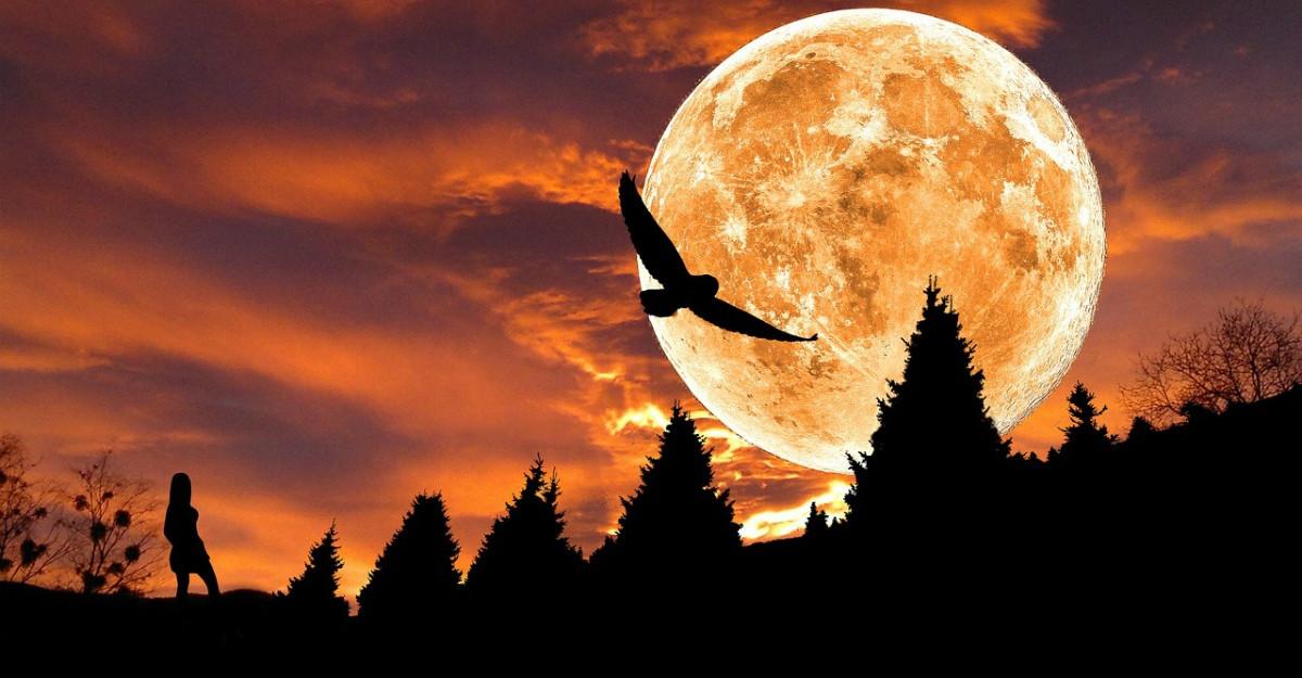 Pe 23 aprilie avem Lună Nouă în Taur. Întunericul se transformă în lumină