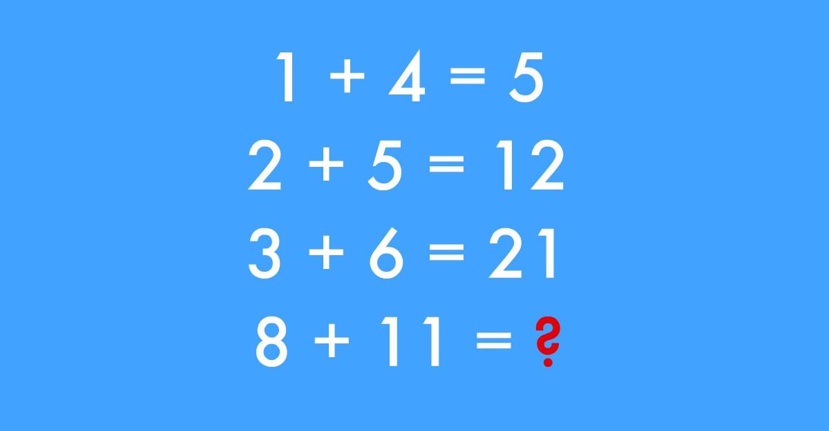 Foarte putine persoane stiu sa rezolve aceasta ecuatie. Tu te numeri printre ele?