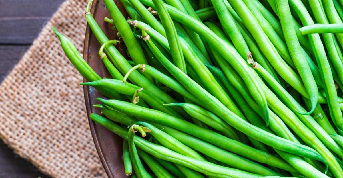 Fasolea verde face minuni pentru organism