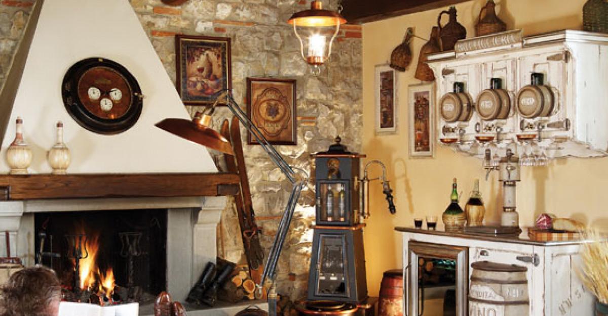 Amenajeaza-ti locuinta in stil Rustic-Country si inspira-te de la Galeriile Noblesse