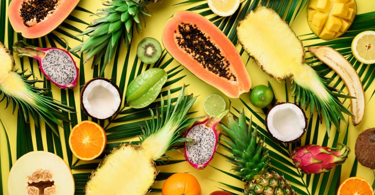 Lista fructelor cu puține calorii