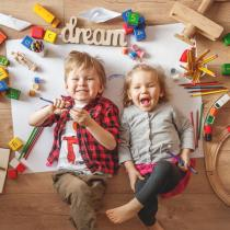 Idei de jocuri și activități când stăm în casă cu copiii