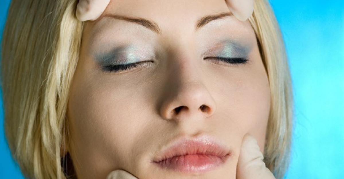 Lifting facial chirurgical