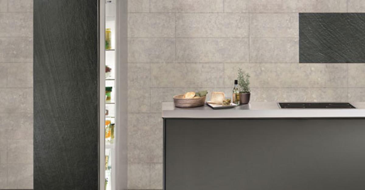 Design natural: frigiderul cu ardezie de la Liebherr