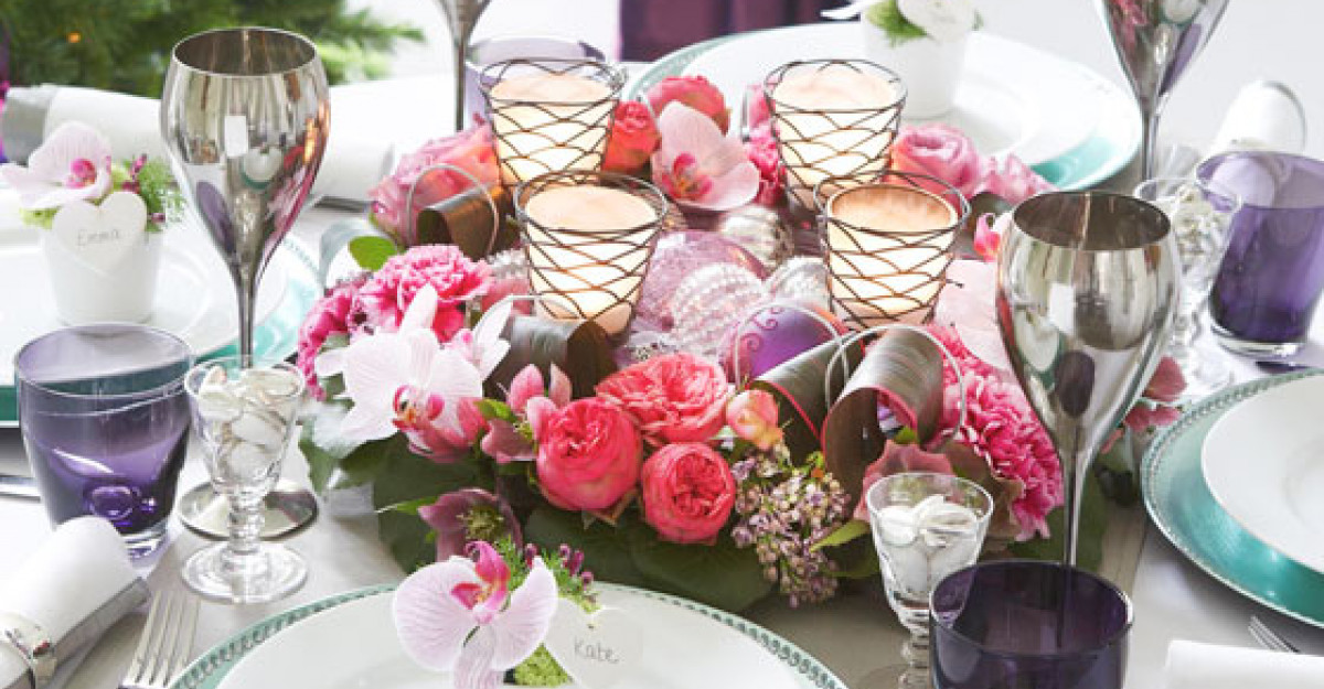 8 aranjamente florale superbe, pentru masa de Paste