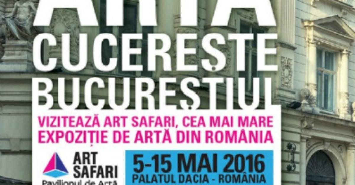 Art Safari Bucuresti 2016