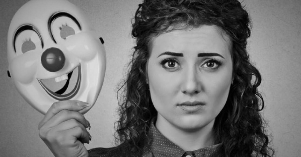 Parerea lui Radu: Traiesc cu minciuna pe care o merit