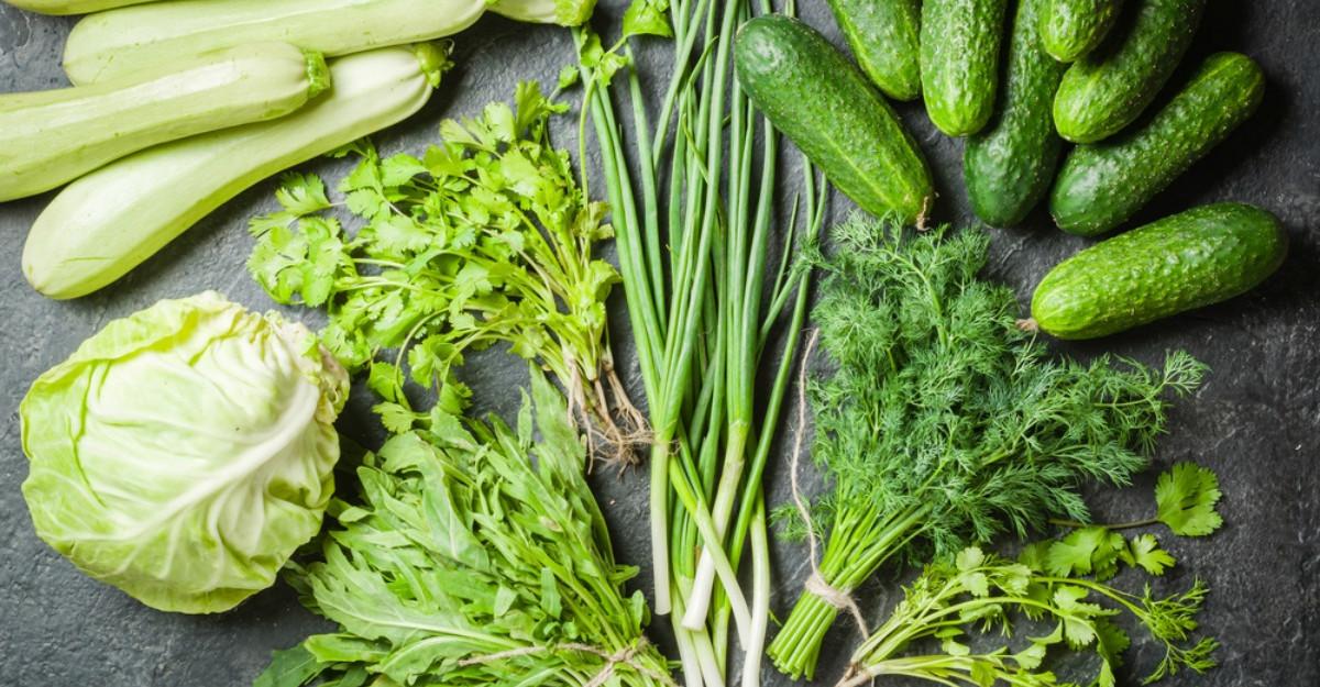 Vitaminizare cu verdeturi de primavara