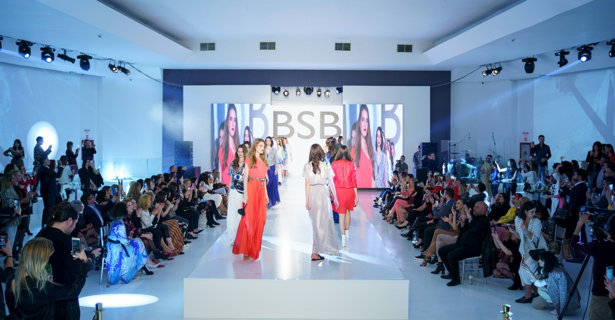 BSB Fashion Show & Cocktail Party: Noua colectie primavara-vara 2019