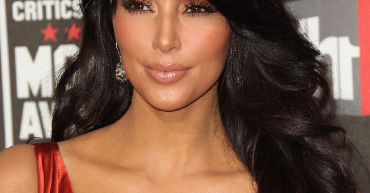 Mama lui K Kardashian s-a facut de ras in fata a milioane de oameni