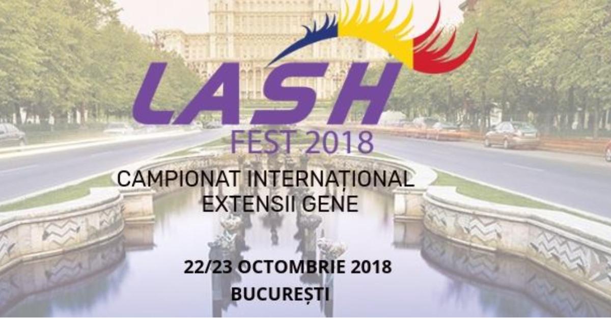 Campionatul internațional de extensii de gene a ajuns la a doua ediție