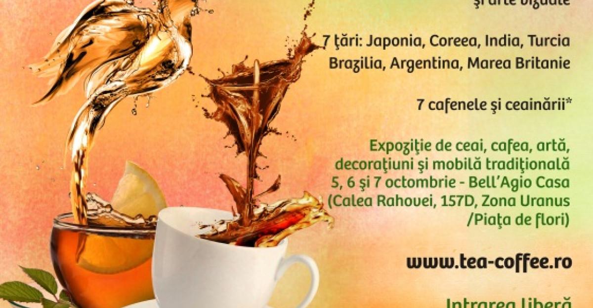 Festivalul Ceaiului si al Cafelei se incheie la Bell'Agio Casa printr-o Expozitie de Ceai, Cafea, Arta si Mobila Traditionala