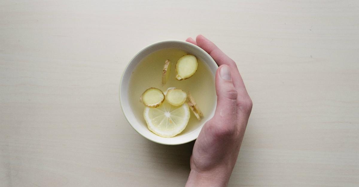 Ceaiul de ghimbir: Cum trebuie preparat?